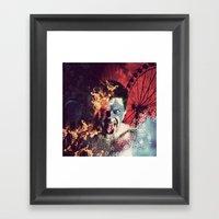 Carnivàle Framed Art Print