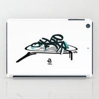 3d Graffiti - Ondbiqp iPad Case