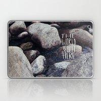 Quiet Laptop & iPad Skin