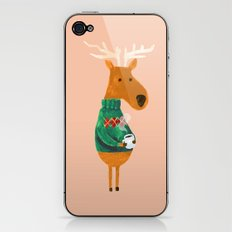 Hot Coffee iPhone & iPod Skin