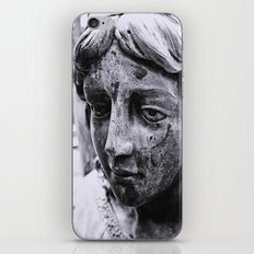 Angelic face iPhone & iPod Skin