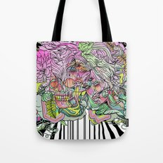 Lifetime of Goodbye Tote Bag