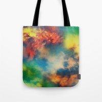 Cosmic Clouds Tote Bag