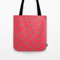 Fun Watermelons Pattern - Summer time Tote Bag