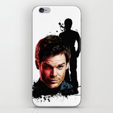 Monster Madness: Dexter Morgan  iPhone & iPod Skin