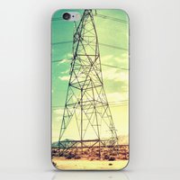 On The Road To Vegas iPhone & iPod Skin