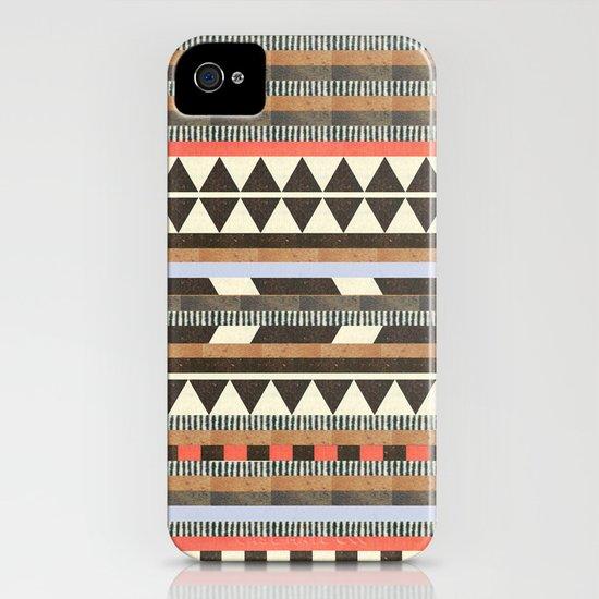 DG Aztec No.1 iPhone & iPod Case