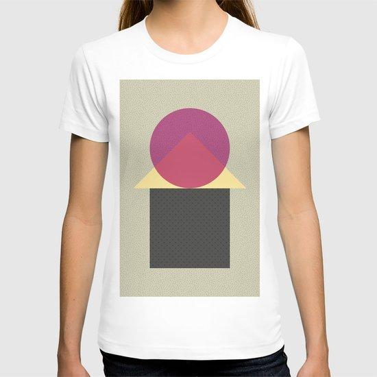 Cirkel is my friend V2 T-shirt