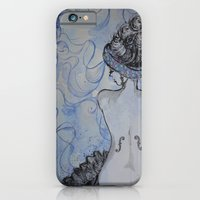 Man Ray inspired iPhone 6 Slim Case
