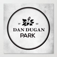 Dan Dugan Park Canvas Print