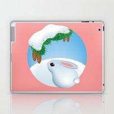Winter bunny Laptop & iPad Skin