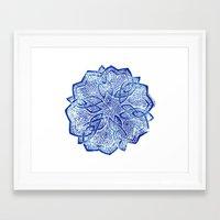 Knitwork Iii Framed Art Print