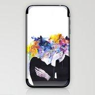 Intimacy On Display iPhone & iPod Skin