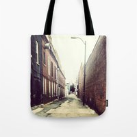 Diagonal Alley Tote Bag