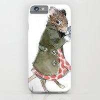 iPhone & iPod Case featuring Ms. Mouse by Julia Marshall