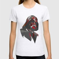 Dark Lord (variant) Womens Fitted Tee Ash Grey SMALL