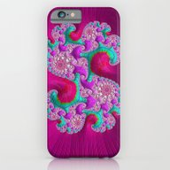 Pink Frenzy iPhone 6 Slim Case