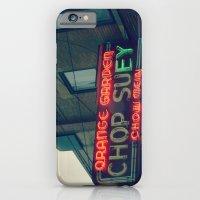 Chop Suey II ~ Chicago vintage neon sign iPhone 6 Slim Case