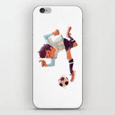 Lionel Messi, Argentina Jersey iPhone & iPod Skin