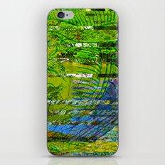 Landscape of My Heart (segment 4) iPhone & iPod Skin