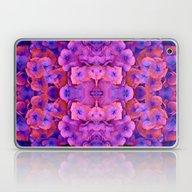 Future Floral Laptop & iPad Skin