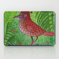 Red Bird iPad Case