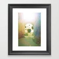 The Colosseum Framed Art Print