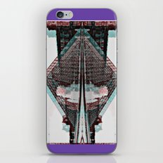 Louvre iPhone & iPod Skin