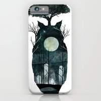 March of the Forest Spirits iPhone 6 Slim Case