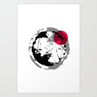 'UNTITLED #10' Art Print