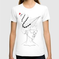 Destination Womens Fitted Tee White SMALL