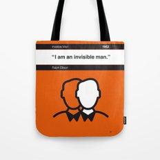 No010 MY Invisible Man Book Icon poster Tote Bag