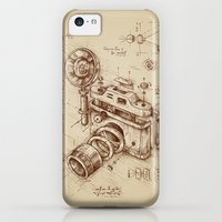 iPhone 5c Cases featuring Moment Catcher by Enkel Dika
