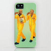 iPhone 5s & iPhone 5 Cases featuring Breaking Bad by Dave Collinson