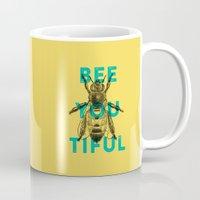 Bee-you-tiful Mug