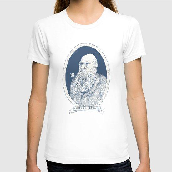 By Darwin's Beard T-shirt