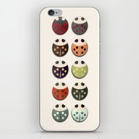 Ladies And... iPhone & iPod Skin
