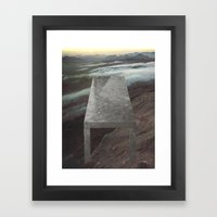 runeii Framed Art Print
