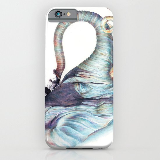 Elephant Shower iPhone & iPod Case