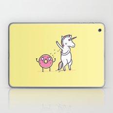 How Donuts Get Sprinkles Laptop & iPad Skin