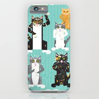 Cats I have known iPhone 6 Slim Case