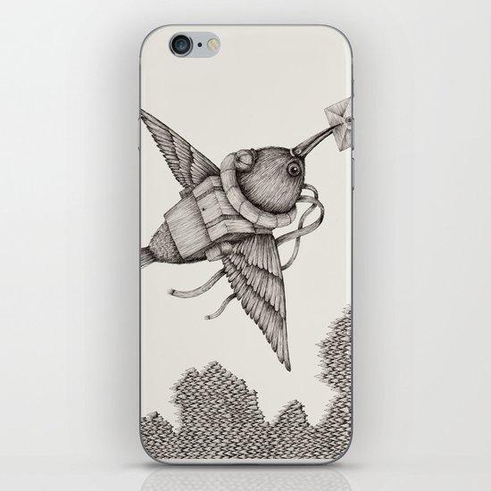 'Telegramme' (Part 1 & 2) iPhone & iPod Skin