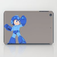 Megaman iPad Case