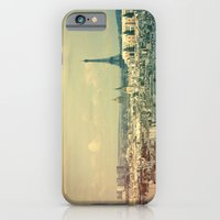 iPhone & iPod Case featuring Pale Paris by Alicia Bock