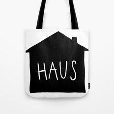 Haus Tote Bag