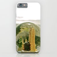 New York By The Sea iPhone 6 Slim Case