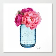 Canvas Print featuring Perfect Mason  by Xchange Studio