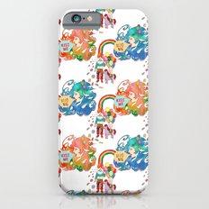 Love me, Kiss me iPhone 6 Slim Case