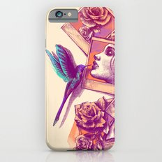 Kiss From a Rose Slim Case iPhone 6s