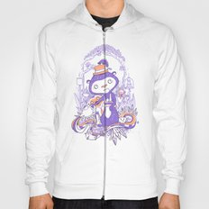 Tea Monkey Tea Party Hoody
